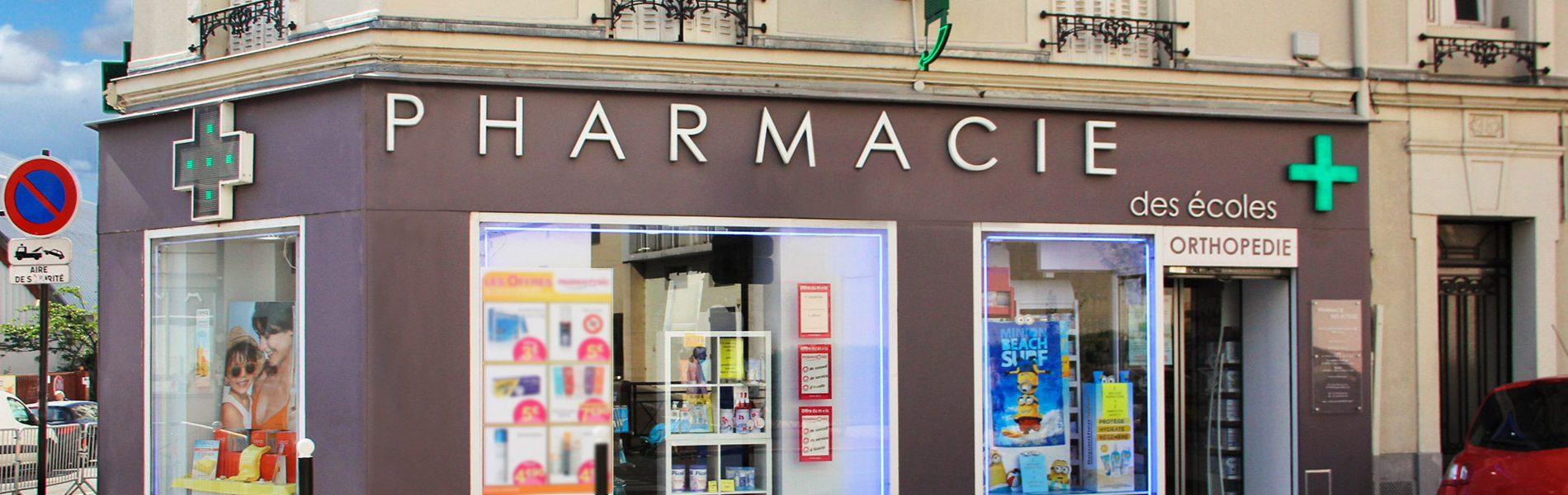 Pharmacie DES ECOLES - Image Homepage 1